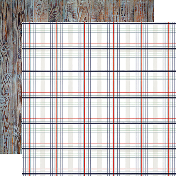 EP-CBBS120012 Nautical Plaid