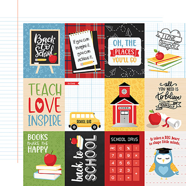 EP-SCR215005 3X4 Journaling Cards