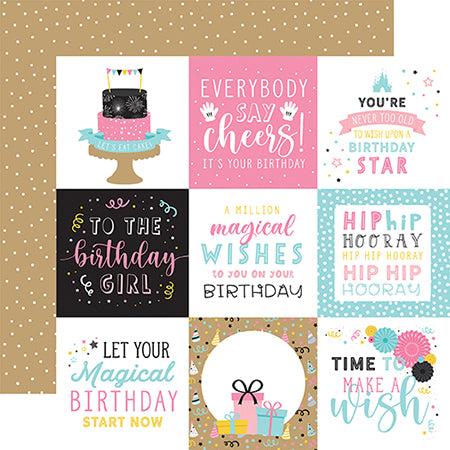 EP-MBG231007 4X4 Journaling Cards