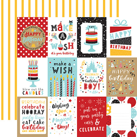EP-MBB232003 3X4 Journaling Cards