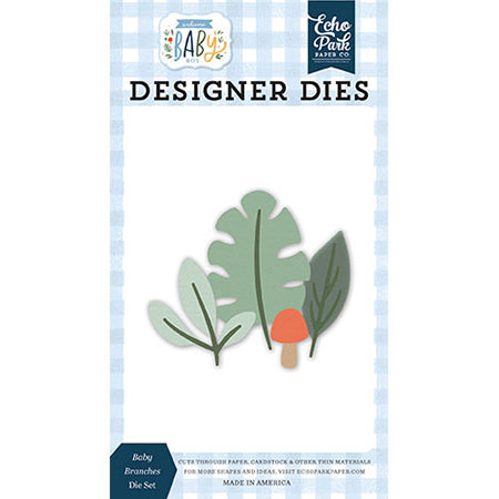 EP-WBB234044 Baby Branches Die Set