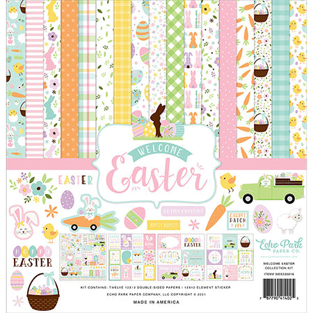 EP-WEE236016 Welcome Easter Collection Kit