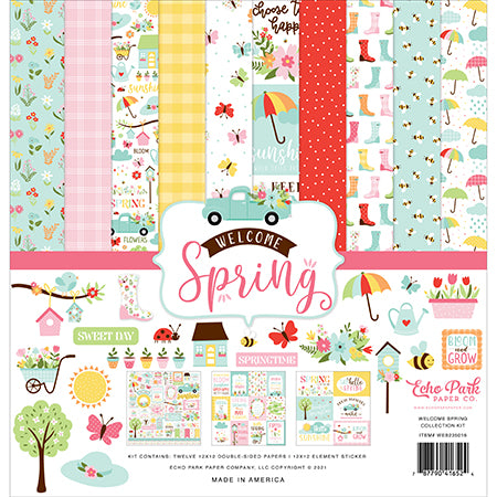 EP-WES235016 Welcome Spring Collection Kit