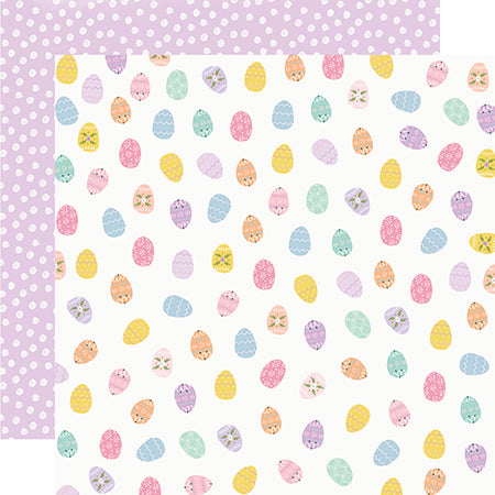 SS-14608 Bunnies + Blooms - Egg Hunt