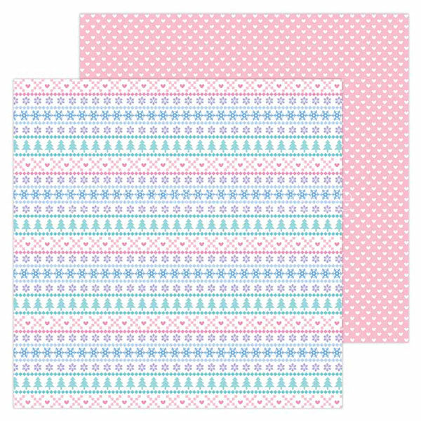 DB-6516 sweater weather double-sided cardstock
