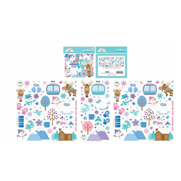 【セール品】DB-6528 winter wonderland odds & ends