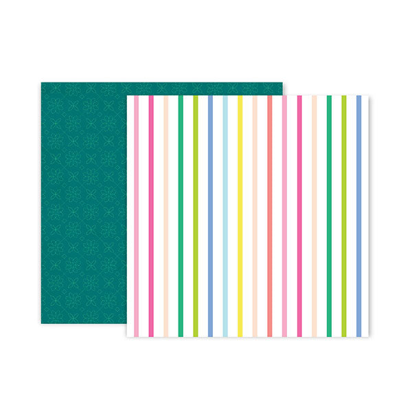 Patterned Paper - PP - PE - Horizon - 12 x 12 - Paper 19 310774