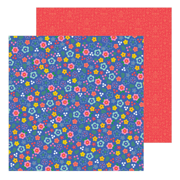 Patterned Paper - PB - Big Top Dreams - 12 x 12 - Confetti 734122
