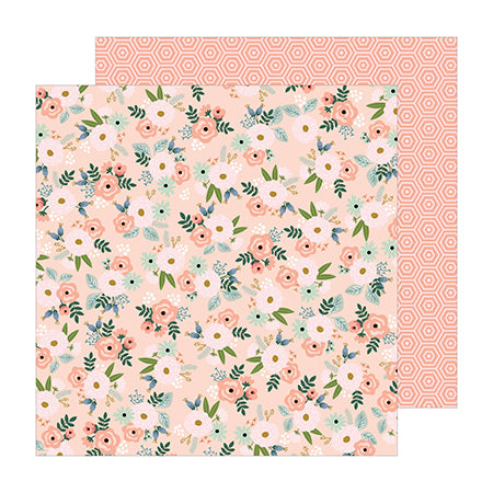 736951 Patterned Paper - PB - JH - The Avenue - Lavender Ln.