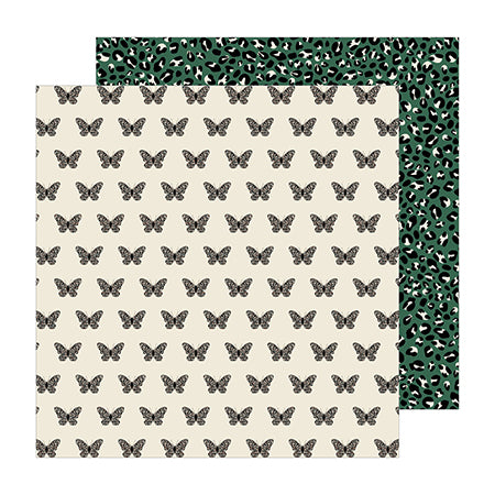 736953 Patterned Paper - PB - JH - The Avenue - Monarch Manor