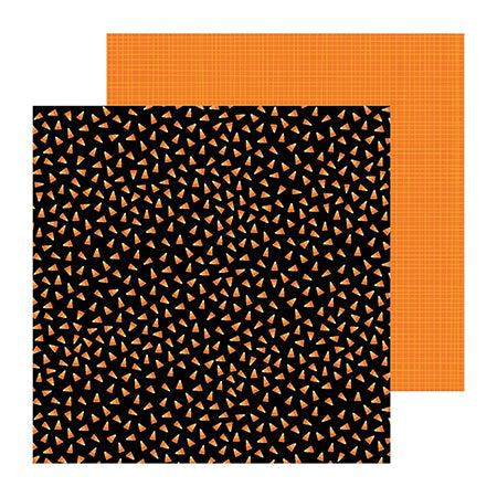 736981 Patterned Paper - PB - Spoooky - 12 x 12 - Candy Toss