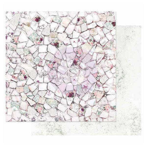PR-849313 Pretty Mosaic Collection 12x12 Sheet - Pretty Mosaic