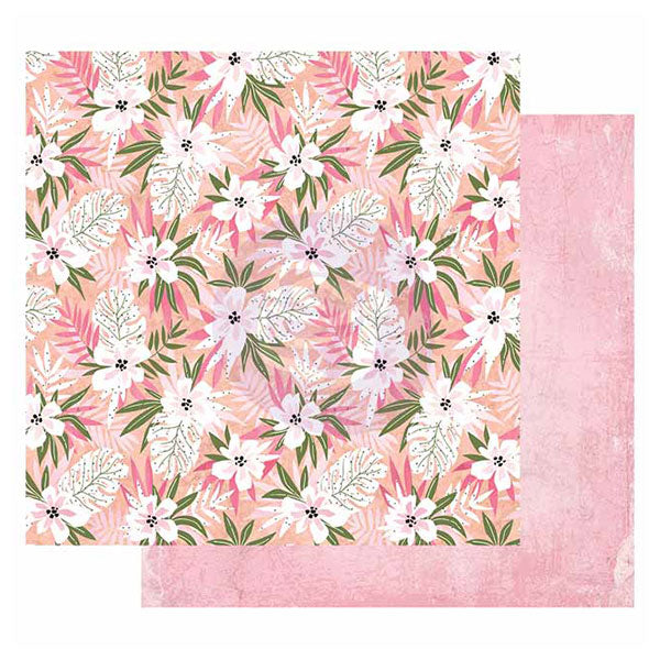 PR-849481 Surfboard Collection 12x12 Sheet - Tropical Vibes