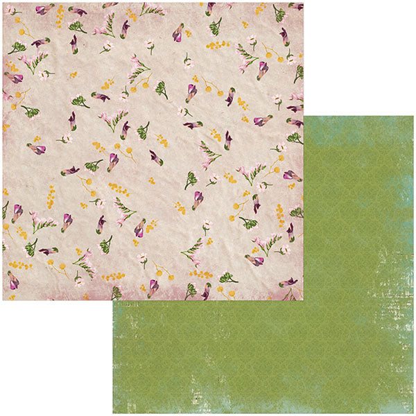 7311093 Patterned Paper - BB - Botanical Journal - 12 x 12 - Card Maker