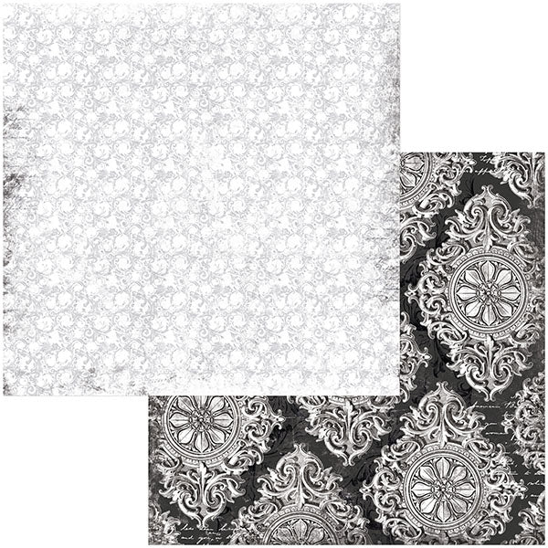 7311120 Patterned Paper - BB - Tuxedos and Tiaras - 12 x 12 - Event