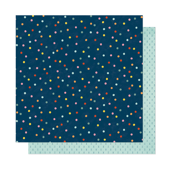 Patterned Paper - AC - DL - It's All Good - 12 x 12 - #heartthis 348202