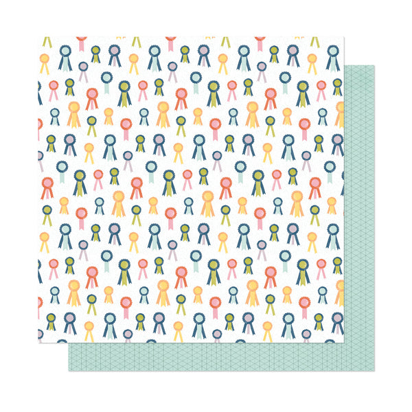 Patterned Paper - AC - DL - It's All Good - 12 x 12 - Best Ever 348189
