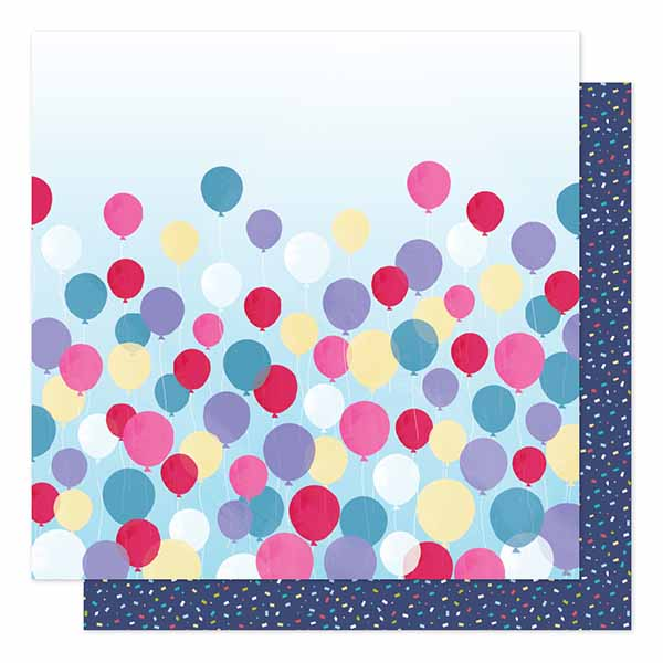 Patterned Paper - AC - SH - Sparkle City - 12 x 12 - Time To Party 351343
