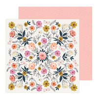 Patterned Paper - CP - All Heart - 12 x 12 - Wild 350845