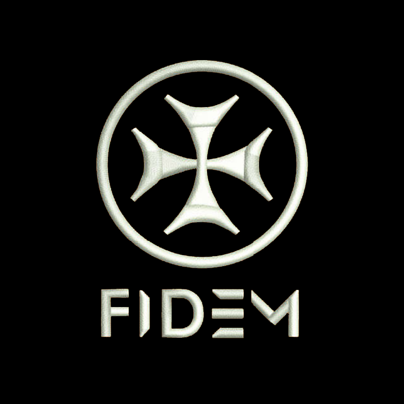 T-shirt Fidem / Faith