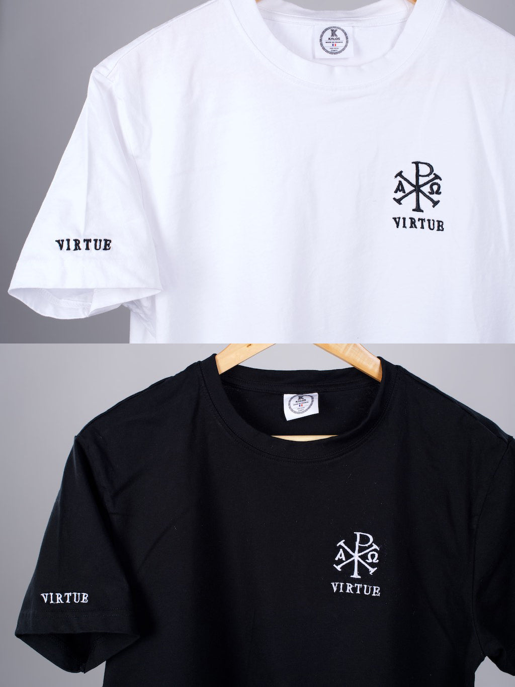 T-shirt Virtue