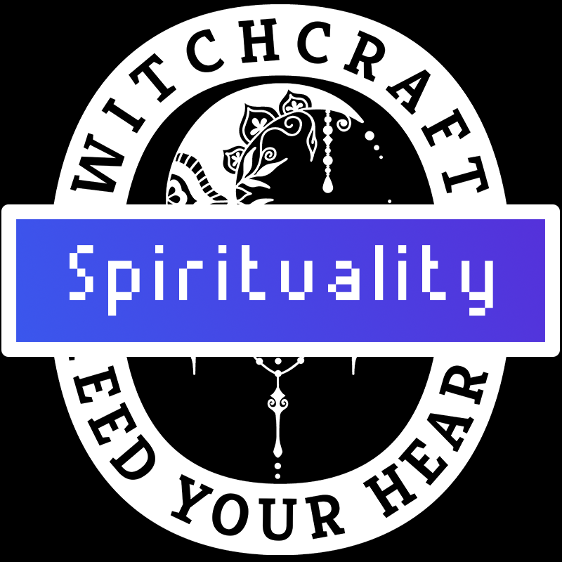 Spirituality Category Title Card