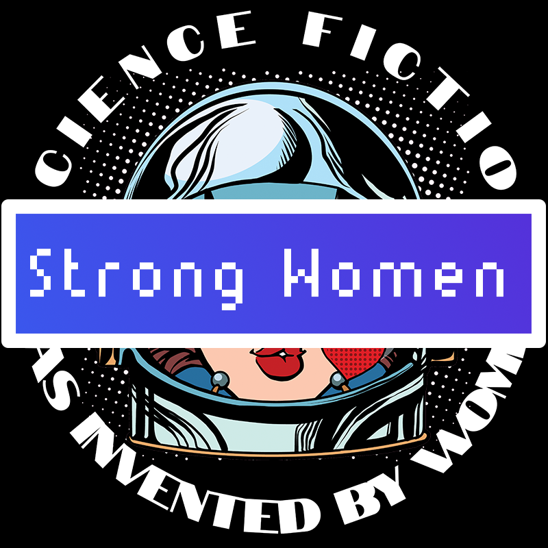 Strong Women Category Title Card