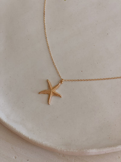 Starfish Pendent Necklace