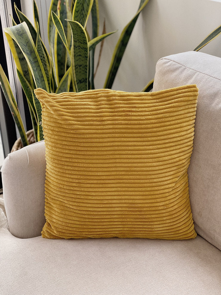 Tuscan Corduroy Cushion Cover