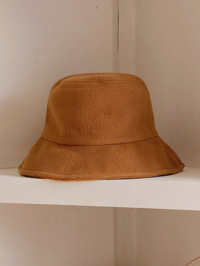 Cinnamon Teddy Bucket Hat
