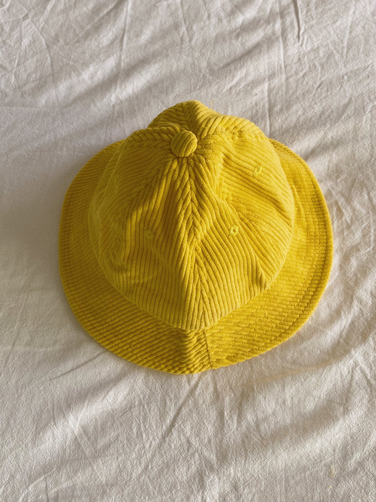 Mini Corduroy Bucket Hats