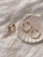 Nella Pearl Earrings