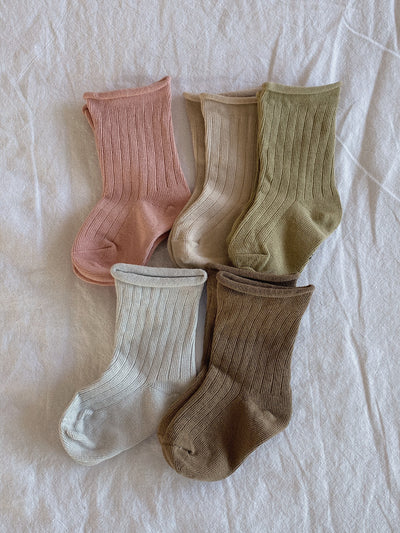 Maple Mini Socks