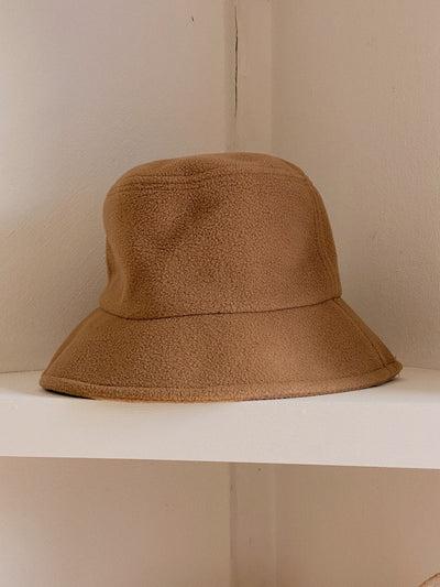 Sepia Teddy Bucket Hat