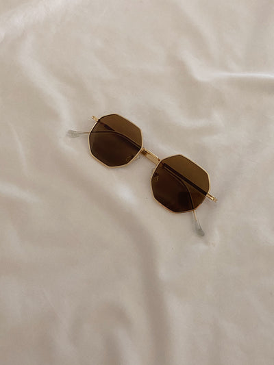 Cala Sunglasses / Brown