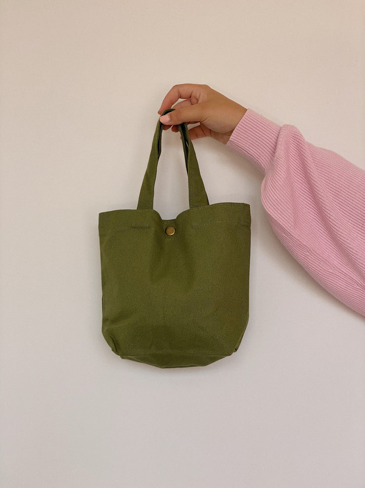 Canvas Tote Bags for your Mini
