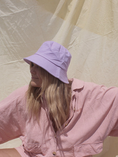 Periwinkle Beach Bucket Hat