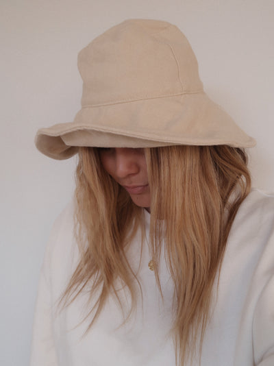 Arla Oversized Bucket Hat