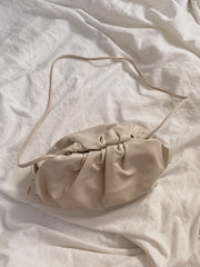 Daylla Scrunch Bag / Coconut