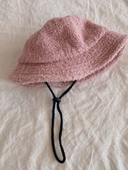 Mini Fuzzy Bucket Hats