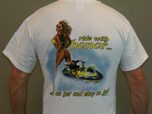 """Water Honor"" - Men's Marine T-Shirt - wot-motorwear"