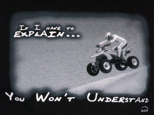 """Explain"" - Men's ATV T-Shirt - wot-motorwear"