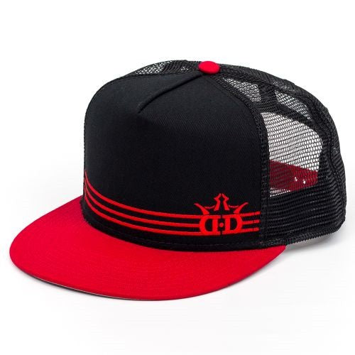 Dynamic Discs Triple Stripe Snapback Hat