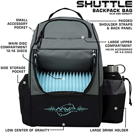 Shuttle Backpack