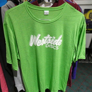 Westside Discs Dri-Fit Tee Shirt
