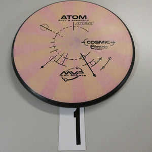 TSW Medium Cosmic Electron Atom