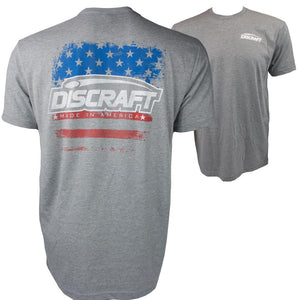 Made in America Discraft Tee Shirt