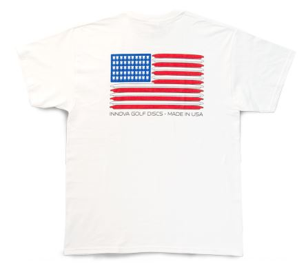 Innova Cotton Tee-Flag