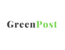 Green Post CBD oils, gummies and vapes brand logo.