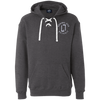 Heavyweight Sport Lace Hoody / Charcoal Heather / X-Small - Frostfire Hoodie - Original Stix - 2
